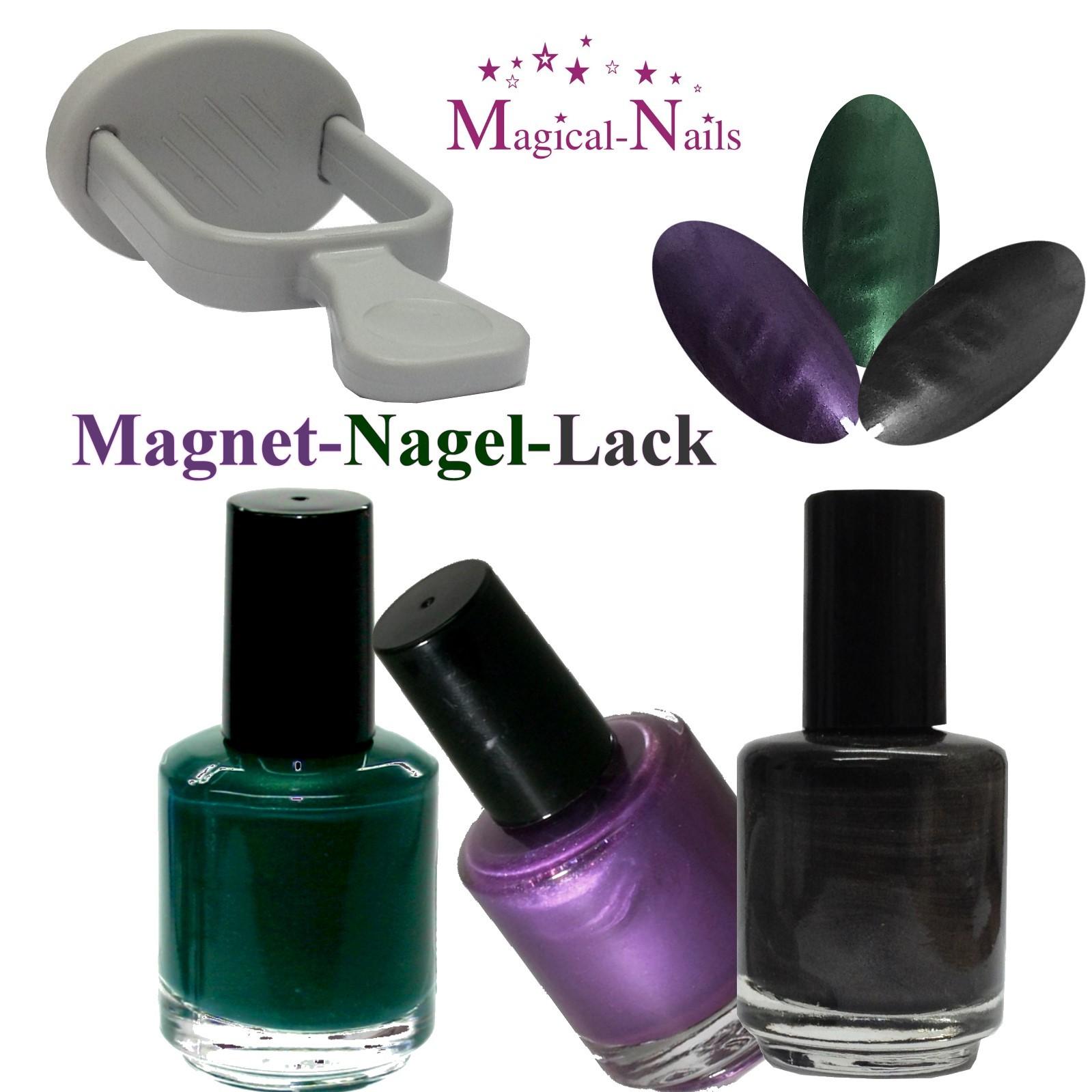 Nageldesign Fingernu00e4gel Nagellacke Catu0026#39;s Eye Nagellacke