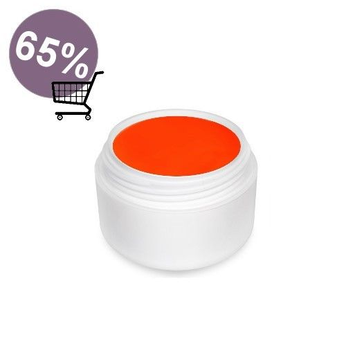Farbgel Neon Orange 5ml ♥♥♥ Top Produkt ✔