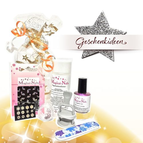 "7 teiliges Nageldesign Cat Eye-Set, XMas"" Kreativ sein "" ✔"