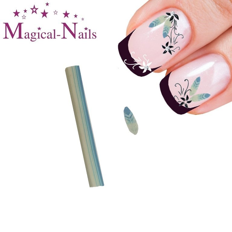 RNAC-25-129_Fimo_Federn_Blau_www.magical-nails.de_anja_beck
