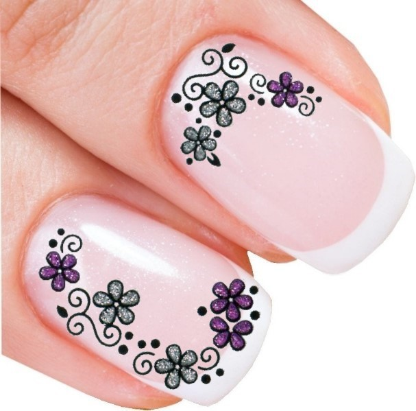 Musternagel_BLE822D_Nail_Sticker_anja_beck_www.magical-nails.de